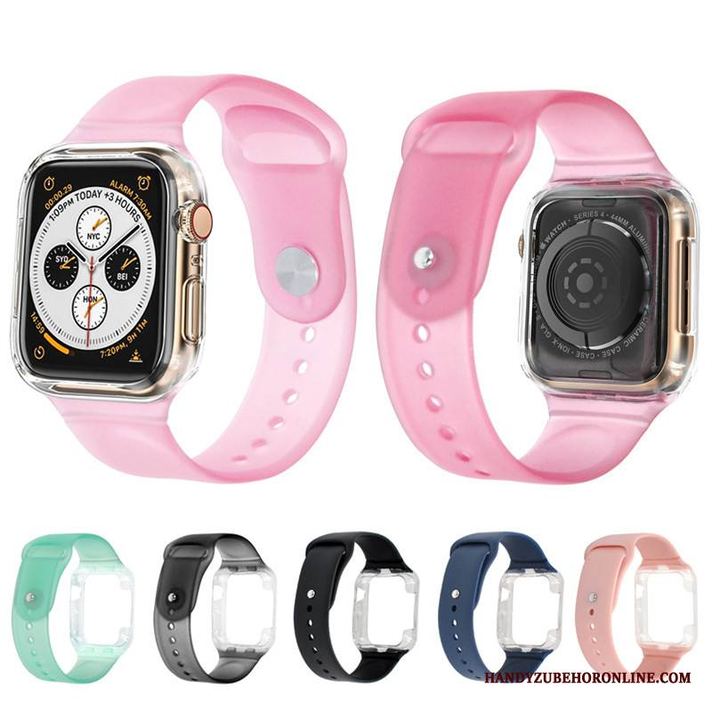 Case Apple Watch Series 1 Silikon Grün Zweifarbig, Hülle Apple Watch Series 1 Schutz Sport Pu
