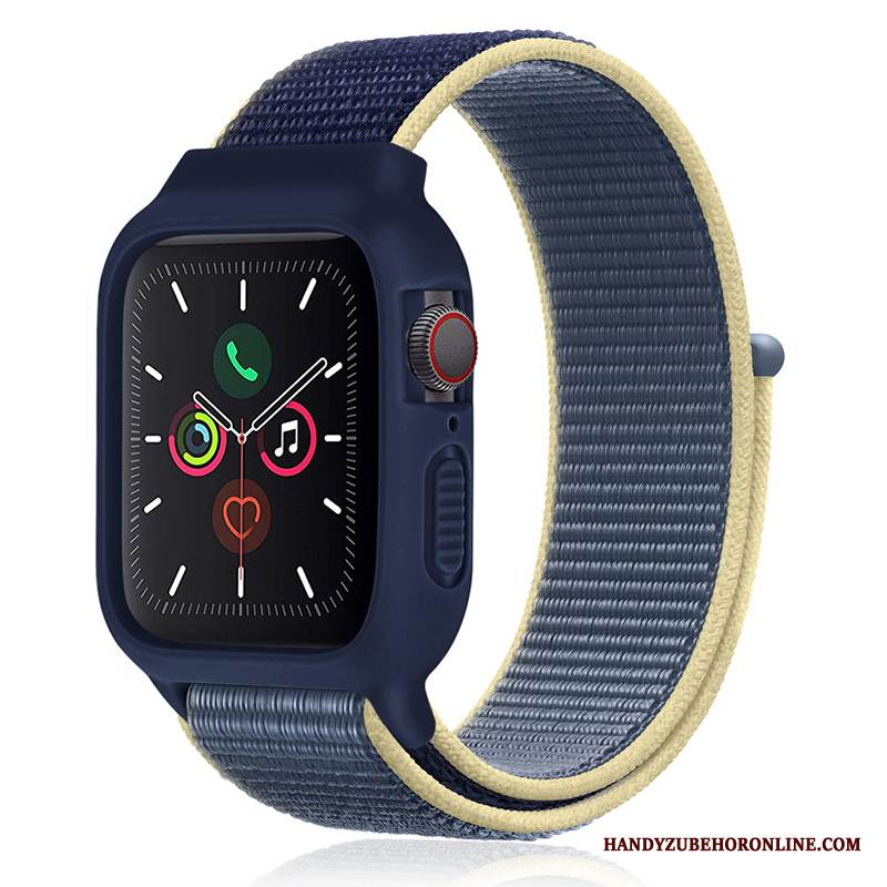 Case Apple Watch Series 1 Silikon Sport Neu, Hülle Apple Watch Series 1 Trend Nylon