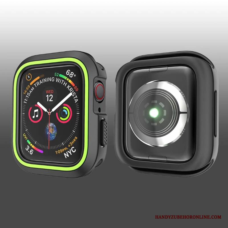 Case Apple Watch Series 1 Taschen Schwarz, Hülle Apple Watch Series 1 Kreativ