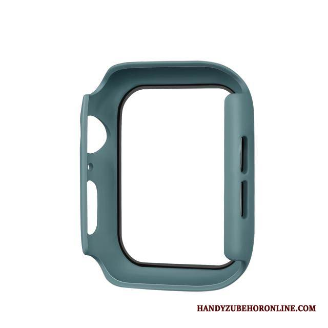 Case Apple Watch Series 4 Schutz Membran Grün, Hülle Apple Watch Series 4 Neu Temperieren
