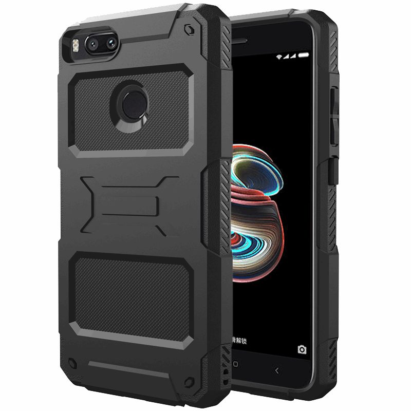 Case Mi A1 Silikon Mini Anti-sturz, Hülle Mi A1 Jeden Tag Outdoor