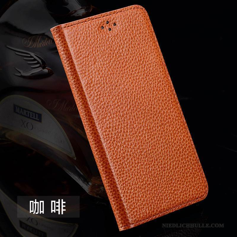 Case Samsung Galaxy J7 2015 Schutz Orange Anti-sturz, Hülle Samsung Galaxy J7 2015 Folio Handyhüllen