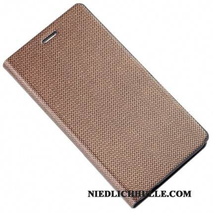 Case Sony Xperia M5 Dual Leder Angepasst Lichtfarbe, Hülle Sony Xperia M5 Dual Folio Schwer Handyhüllen