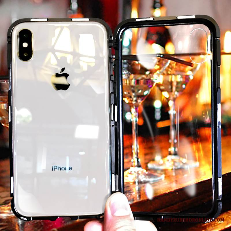 Case iPhone Xs Max Taschen Schlank Transparent, Hülle iPhone Xs Max Neu Trendmarke
